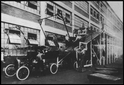 Ford Motor Company Final Production Line